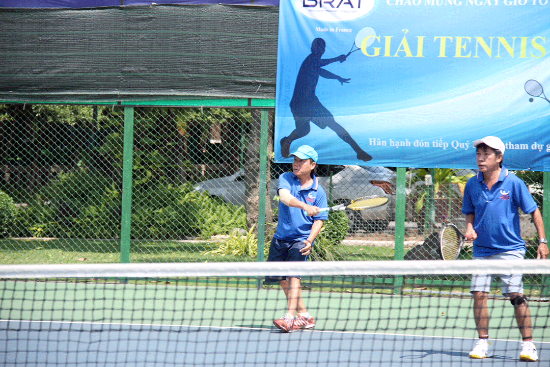 BRAT TENNIS TOURNAMENT IN HCM CITY